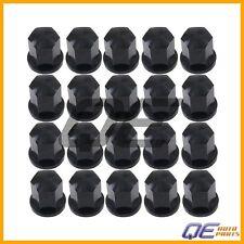 Fits: Porsche 911 912 914 924 928 930 944 968 Set of 20 Wheel Lug Nuts Genuine