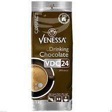 Venessa VDC 24 Kakao 10 X 1kg Trinkschokolade Automatenkakao