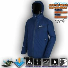 Mens Waterproof Padded Jacket Hiking Outdoor Insulated Winter Hoodie Highsid