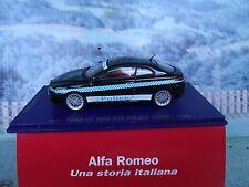 1/43 M4 (Italy) Alfa romeo GT 2000 GTS Police Sydney 2006