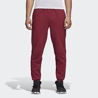 Adidas Hommes Athlétique Pantalon Entraînement Sport Id Polaire Mode DM2802 Red