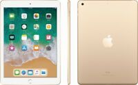 Apple iPad 2017 128GB Gold Wi-Fi MPGW2LL/A