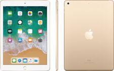 Apple iPad 2017 128GB Gold Wi-Fi MPGW2LL/A