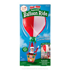 Official Elf on the Shelf Scout Elves at Play® Peppermint Balloon Ride