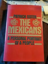 Mexicans : The Personal Portrait of a People by Oster, Patrick