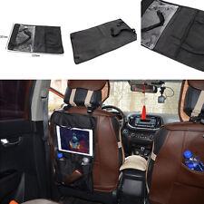 Car Headrest Holder Tablet Wallet Case Bag Back Seat Pockets For IPad Organizer