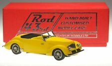 Brooklin models Rod 05, 1940 Graham Hollywood Convertible, CUSTOM CAR, 1/43