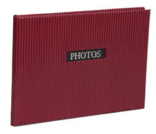Elegance einsteckalbum en rojo para 36 fotos en 13x18 cm Hardcover álbum de fotografías