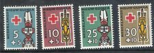 Ned.Nieuw Guinea    Nummer  49/52   postfris.