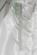 Brautkleid Hochzeitskleid Marylise Gr. 40 weiss
