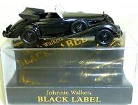 Mercedes 540K Cabriolet Johnnie Walker Classic Car Edition Black Label wiking H0