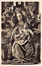R179739 Madonna mit Kind. Gnadenbild in der Kirche zu Rottenbuch. Gotik. W. Pfin