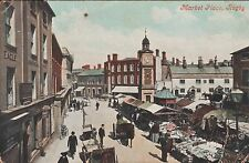 Rugby Posted Printed Collectable Warwickshire Postcards