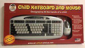 Child Keyboard And Mouse By My Little Genuis