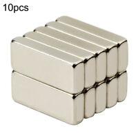5Pcs 15x3mm N50 Strong Round Disc Hole Blocks Rare Earth Neodymium Magnets Sanw