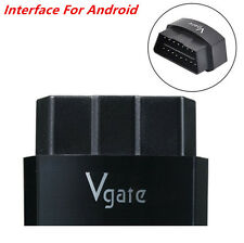Black iCar3 OBD2 OBDII ELM327 Bluetooth Code Reader Adapter Interface  Android