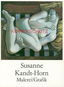 Kandt-Horn, Susanne (1914 Eisenach - 1996 Ückeritz) Einladung an Walter Womacka