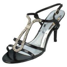 35 Sandali e scarpe nere di sera per il mare da donna