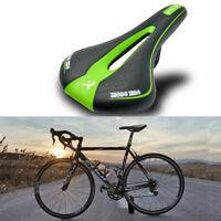Sellino Cuscino di Bici Mountian  MTB Carbonio Nero e verdeSella Strada Morbida