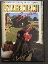 Stagecoach Santa DVD - Heartwarming Christian Movie - Tested