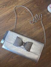 Dorothy Perkins Clutch Bag BNWT METALIC