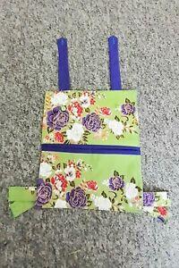 HANDMADE - ZIMMER FRAME BAG / WALKING FRAME BAG / Japanese style fabric. Gift
