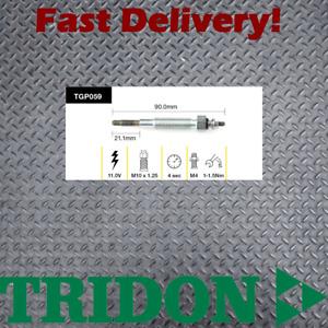 TRIDON  GLOW PLUG 88.5MM LONG 11V suits Nissan Navara D22 QD32