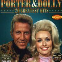 Porter Wagoner - 20 Greatest Hits [New CD]