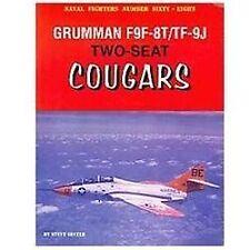 Grumman F9F-8t/TF-9j Two-Seat (Paperback or Softback)