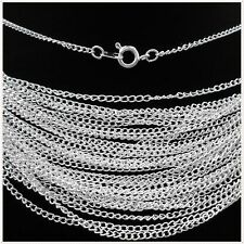 "Lot of 100pcs Silver plated chain finding Long Necklace 22"",2mmS"
