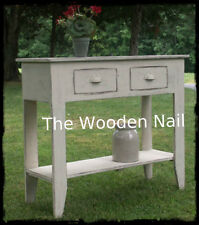 Primitive Sideboard Island Couch Table Server Cupboard Pattern/Plan WN146