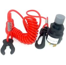 Universal Interruptor 12 - 24 voltios/barco/Jet ski/Bicicleta/Trike/Cuádruple