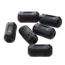 20x(6 Pcs C On EMI RFI Noise Ferrite Core Filter for 4mm Cable N5F6