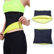 Hot Thermo Sweat Shaper Slimming Belt Sauna Waist Cincher Girdle for Weight Loss