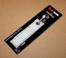 Feuerwear Schlüsselanhänger Keychain Nick-White Unikate aus Feuerwehrschlauch