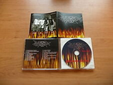 @ CD PROTECTOR - WELCOME TO FIRE / WROTH EMITTER 2006 / METAL GERMANY