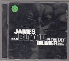 JAMES BLOOD ULMER - bad blood in the city CD