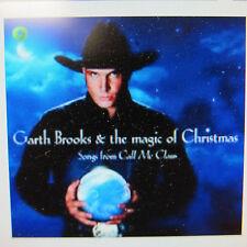 XmasGarthBrooks CD Vol. 1 QRS Disklavier PianoDisc