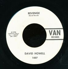 45bs -R&B-VAN 1007-Dave Howell