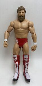 """WWE Daniel Bryan Red 6.5"""" Mattel Wrestling Figure Aew Sports"""