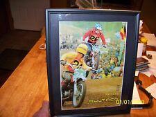Jim Pomeroy Bultaco Pursang  Brochure.  MX World Champion