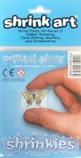 Wizard Shrink Art Crystal Clear Shrinkies 131x101mm SPSAC