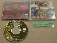 War Wind - Jewel Case - PC CD Rom Game
