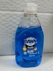 NEW Dawn Ultra Dishwashing Liquid Dish Washing Soap Original Scent 7 oz 207mL