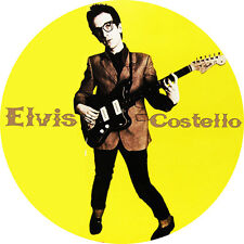 IMAN/MAGNET ELVIS COSTELLO . attractions rockpile nick lowe dave edmunds stiff