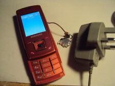 PENSIONER ELDERLY EASY CHEAP SENIOR BASIC KIDS SAMSUNG E900 O2,TESCO,GIFF+CHARGE