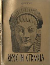 Rime in Etruria