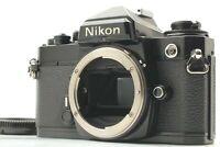 [N.MINT] Nikon FE Black SLR 35mm Film Camera Body from JAPAN
