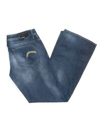 G-Star New Reese Loose WMN Jeans Hose W 31 / L  34 Dunkelblau Blau 31/34  -Z3047