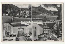Waldhotel Zur Winnenburg Kochem Mosel Germany Vintage Postcard 045c